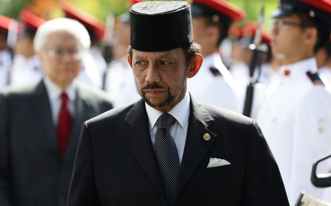 Brunei deems gay sex and adultery punishable with death by stoning