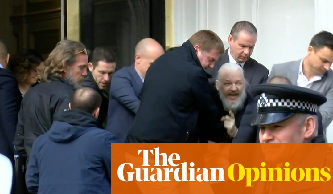 Whatever you think of Julian Assange, his extradition to the US must be opposed | Owen Jones
