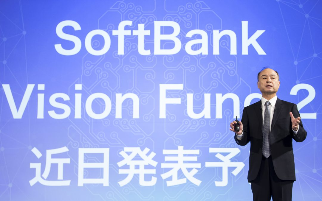 Startups Weekly: SoftBanks second act