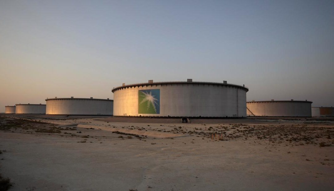 Saudi Aramco's profit drops 12%. It's still making more money than any other company