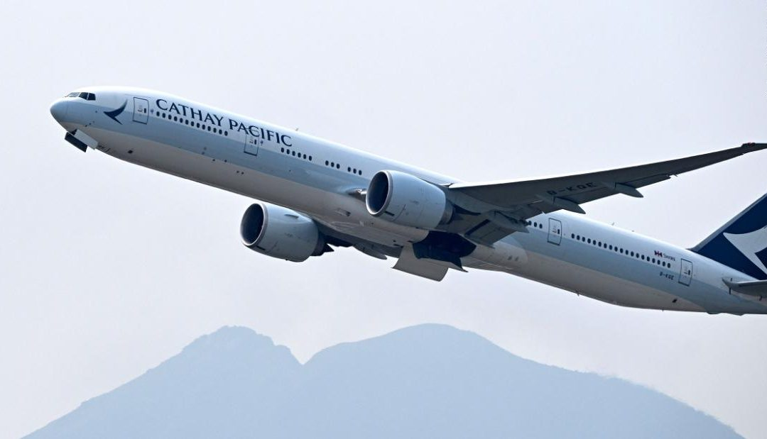 Cathay Pacific says it could fire staff who support Hong Kong protests