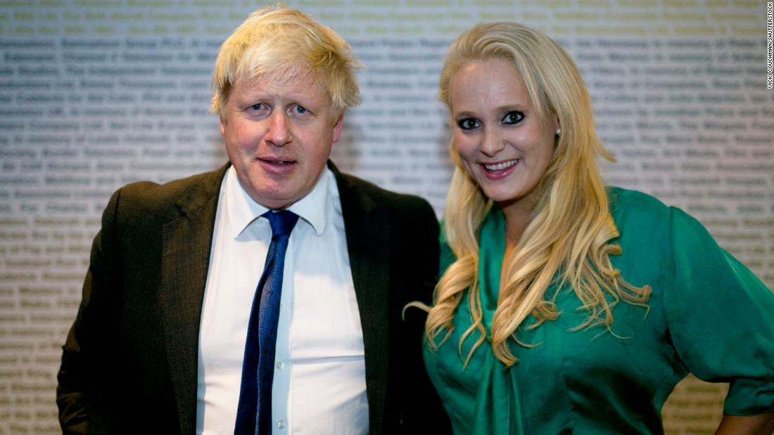 Boris Johnson has been referred to a police watchdog over his alleged relationship with an American businesswoman