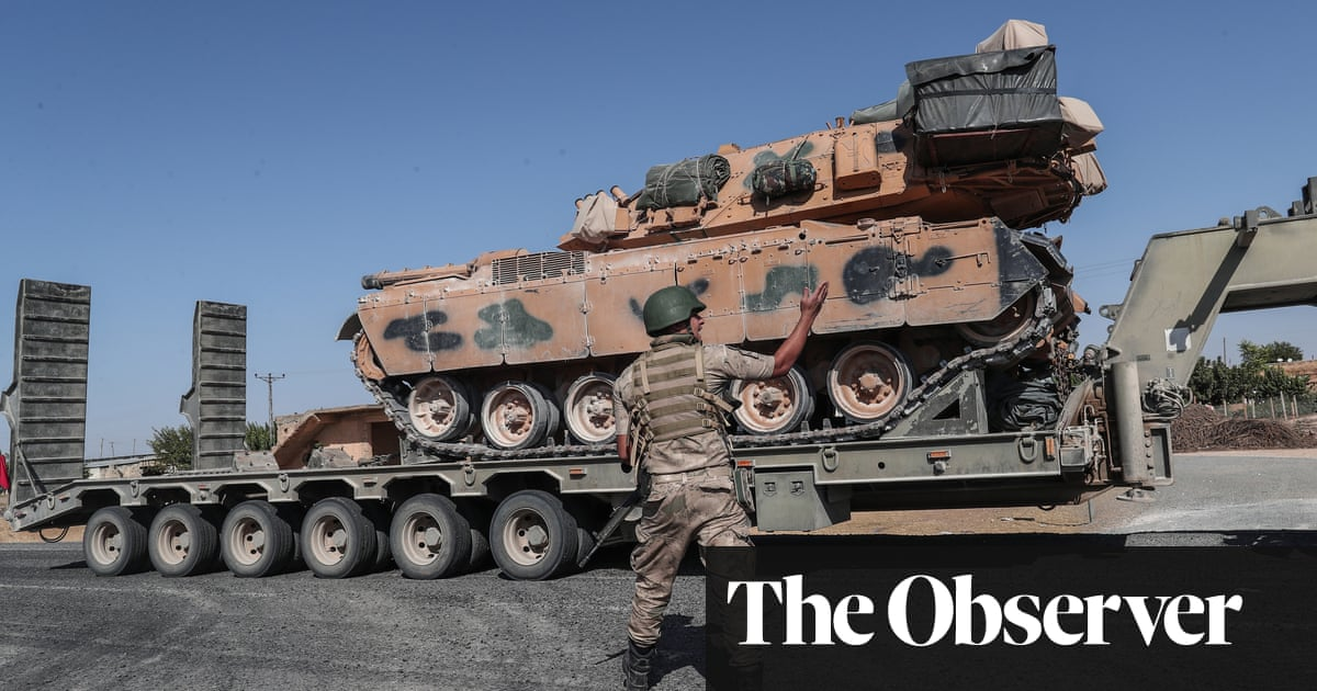 The Observer view on Syria: Syrias new horror was foretold. It shames us all | Observer editorial