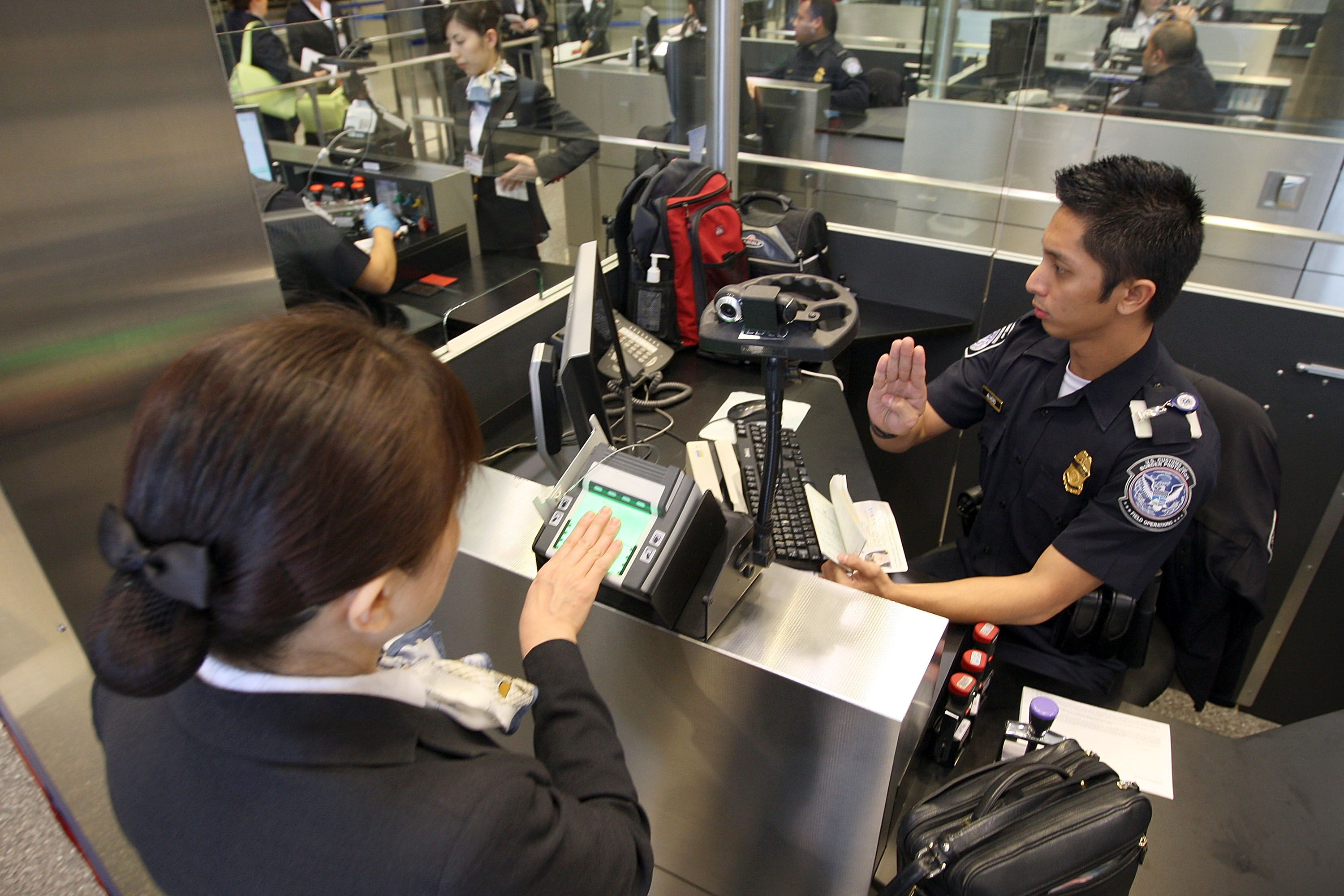 A US federal court finds suspicionless searches of phones at the border is illegal