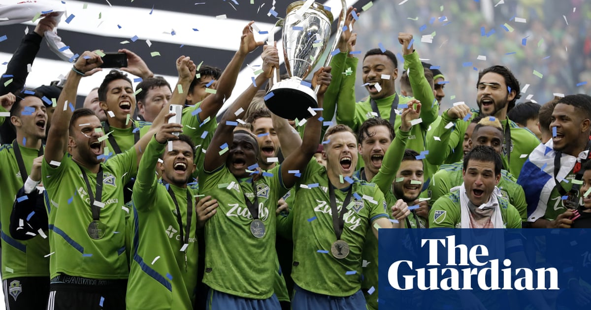 Opportunistic Sounders see off Toronto FC for second MLS Cup title in four years