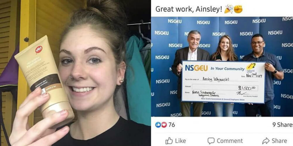 Girl allegedly lies about being Indigenous to get scholarship