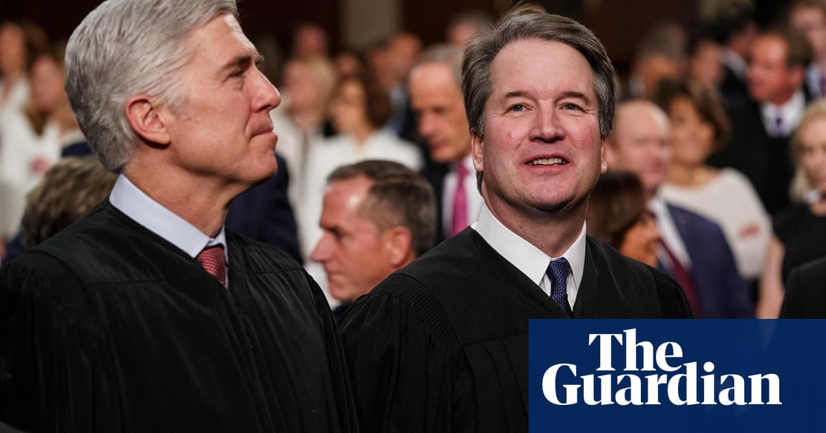 Supreme Ambition review: Trump, Kavanaugh and the right's big coup