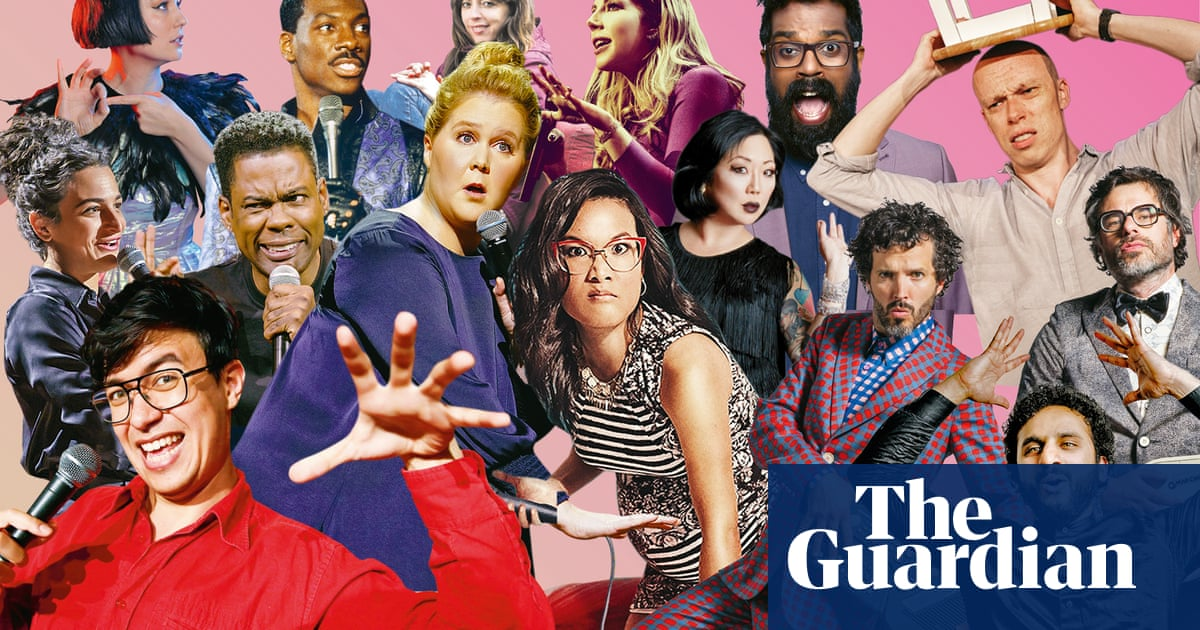 Streaming with laughter: the 50 best standup comedy shows