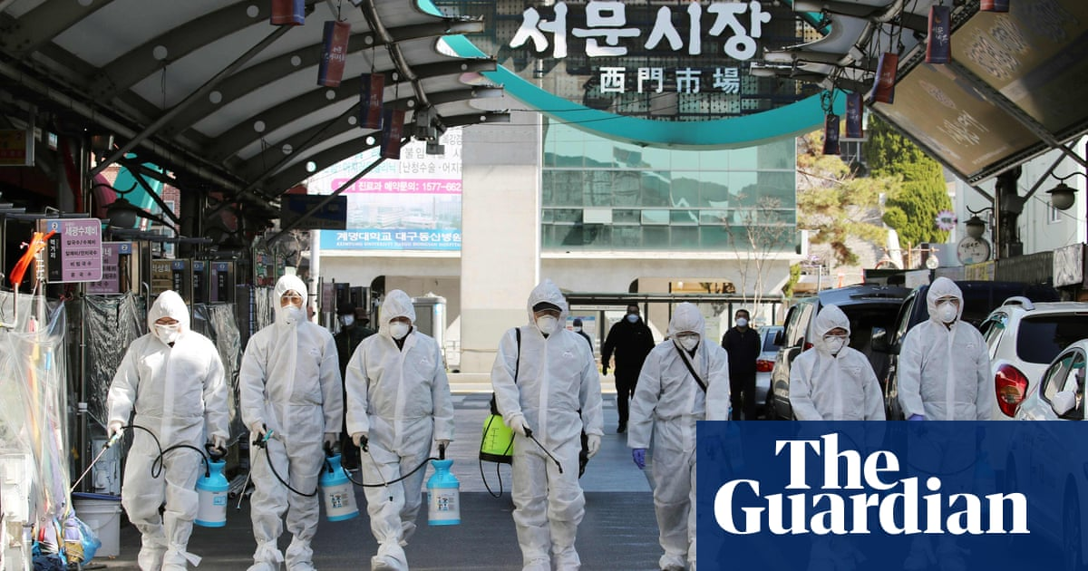 Coronavirus: South Korea placed on 'red alert' as fifth person dies